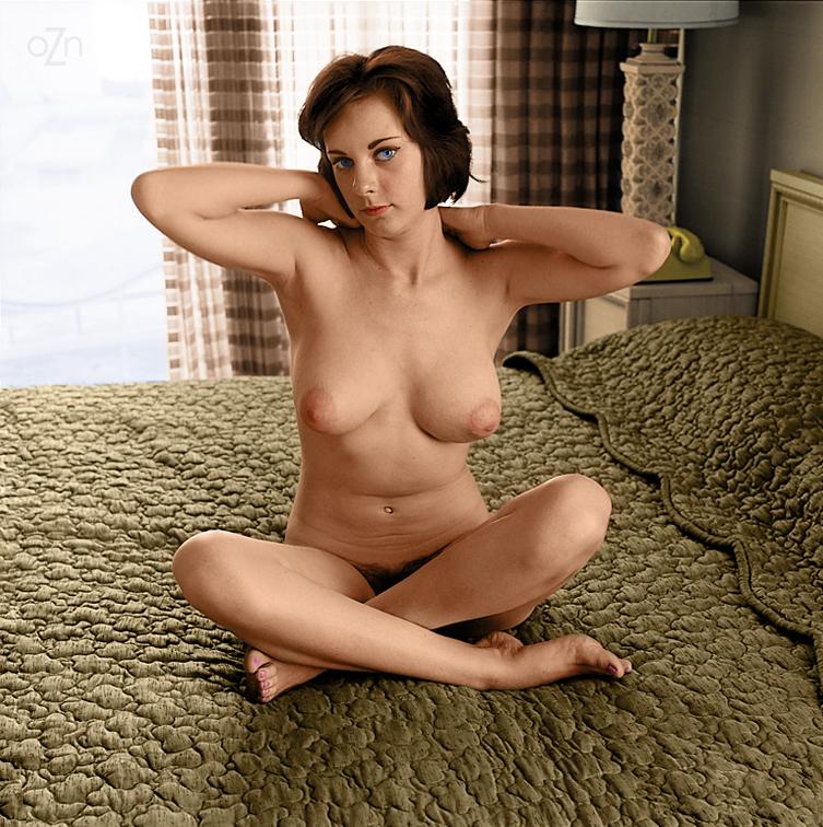 nackt Smith Linda Linda Evans