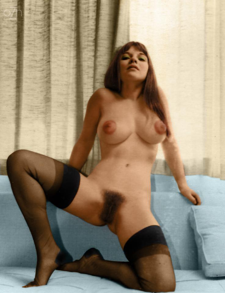 Doreen Tracy  nackt